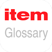 item Glossary for engineering