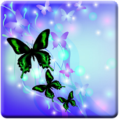 Butterfly Live Wallpaper 4