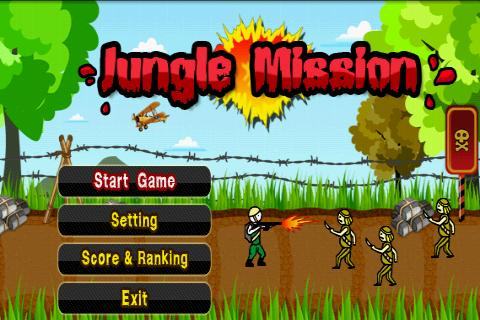 Jungle Mission - screenshot