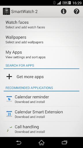 玩免費通訊APP|下載SmartWatch 2 SW2 app不用錢|硬是要APP