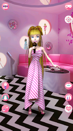 My Talking Pretty Girl 1.1.5 screenshot 37348