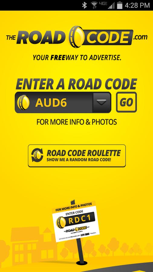The Road Code App - screenshot