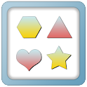 Shapes for kids - Preschool icon