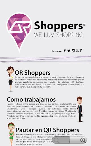 QR Shoppers
