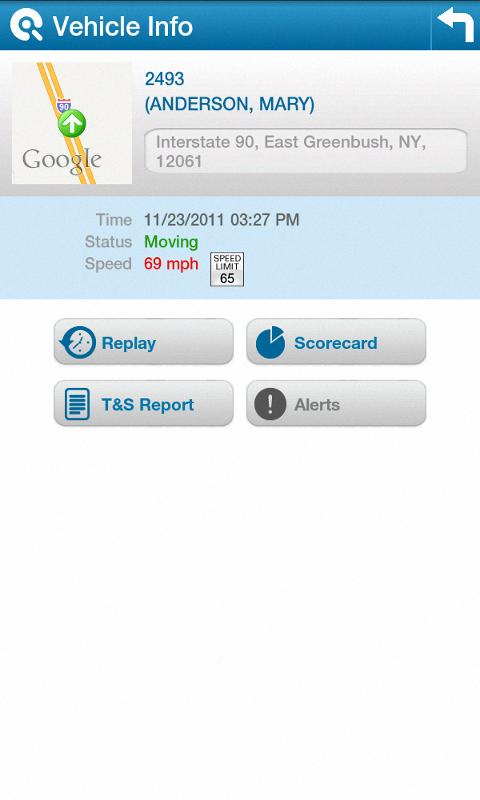 SageQuest Mobile - screenshot