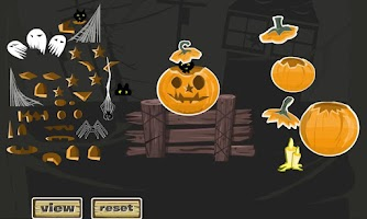 Screenshot of Jack -O- Lantern Designer