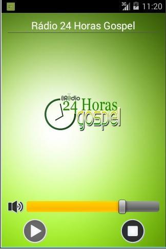 Rádio 24 Horas Gospel