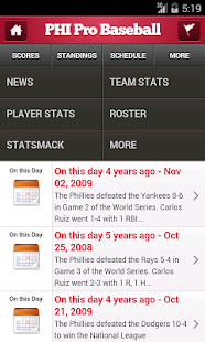 Philadelphia Pro Baseball - screenshot thumbnail