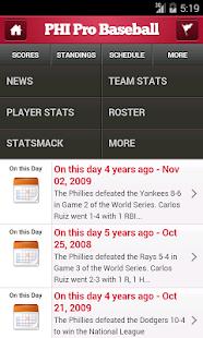Philadelphia Pro Baseball - screenshot thumbnail