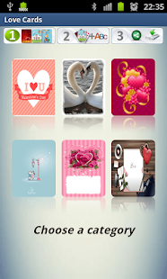 Love Cards & Letters- screenshot thumbnail