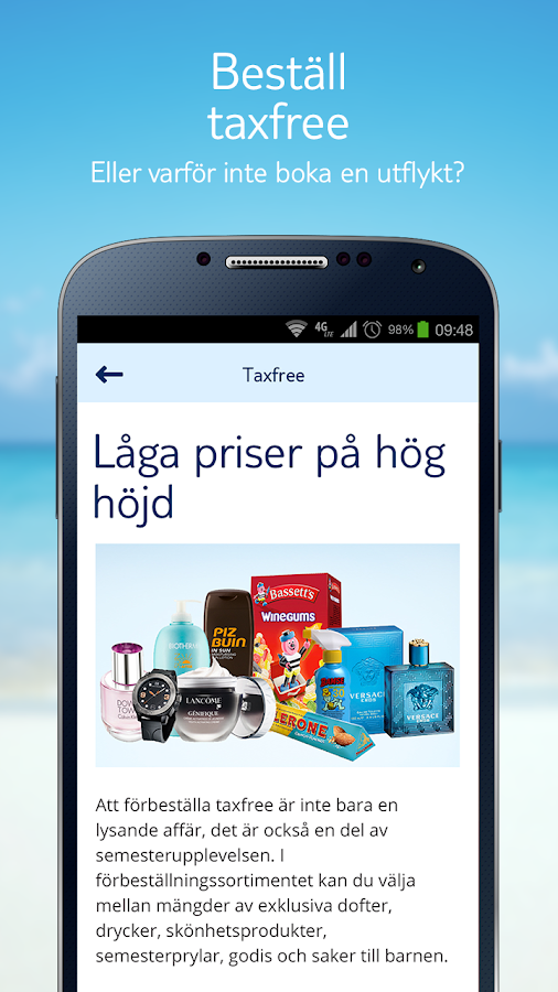 TUI Nordic- screenshot