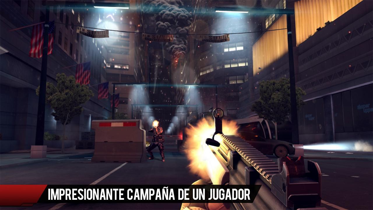 Modern Combat 4: Zero Hour - screenshot
