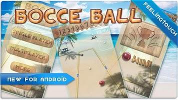 Screenshot of Bocce