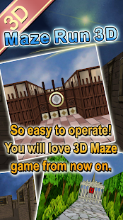 Maze Run 3D- screenshot thumbnail
