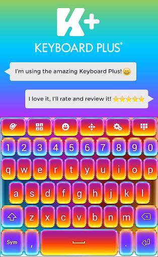 键盘颜色疯狂