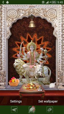 Maa Vaishno Devi Temple LWP - screenshot