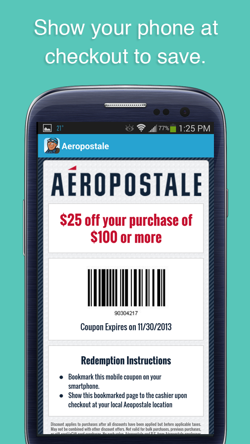 Coupon Sherpa - screenshot