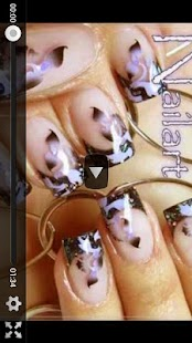 Perfect Airbrush Nail Art - screenshot thumbnail