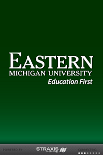 Eastern Michigan University- screenshot thumbnail