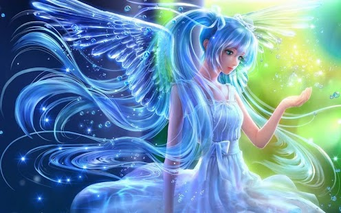 Fantasy Angel Wallpaper