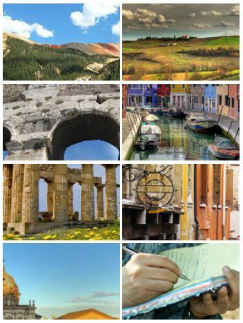Italy Travel eBook