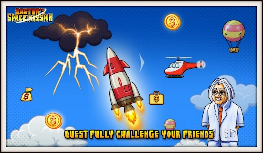 Rocket Game For PC And MAC