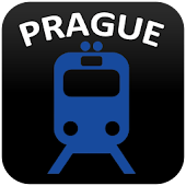 Prague Metro and Tram Map Free
