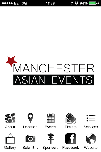 Manchester Asian Events MAE