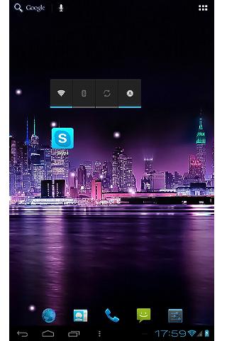Amazing City Pro Livewallpaper