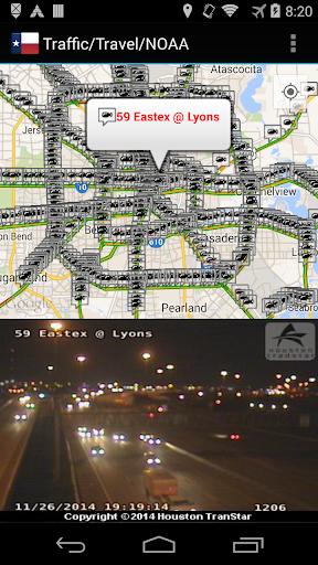Houston Traffic Cameras