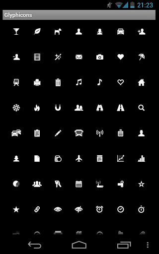 Glyphicons - ADW Icon Pack