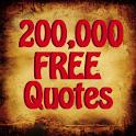 200,000 Free Quotes logo