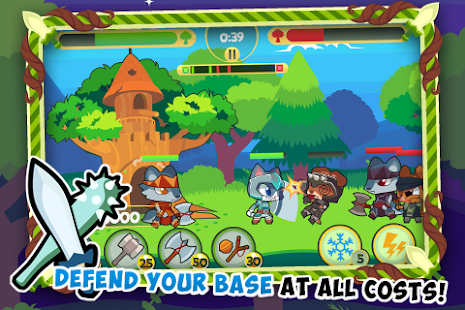 Tree Fortress 2 - TD Game - screenshot thumbnail
