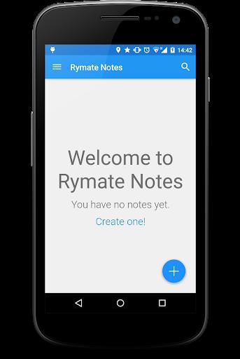 Rymate Notes