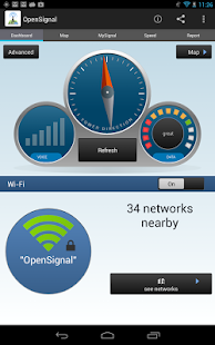 3G/4G/WiFi Signal & Speed Maps - screenshot thumbnail