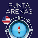 Punta Arenas Chile in English icon