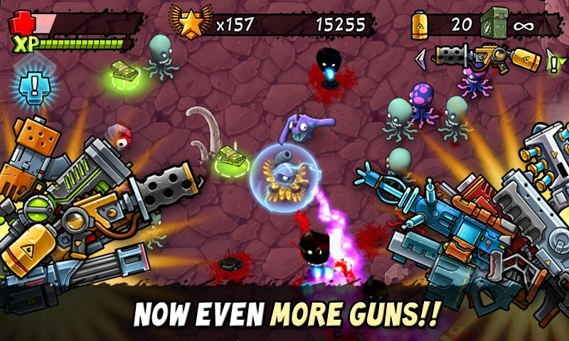 Monster Shooter: Lost Levels- screenshot
