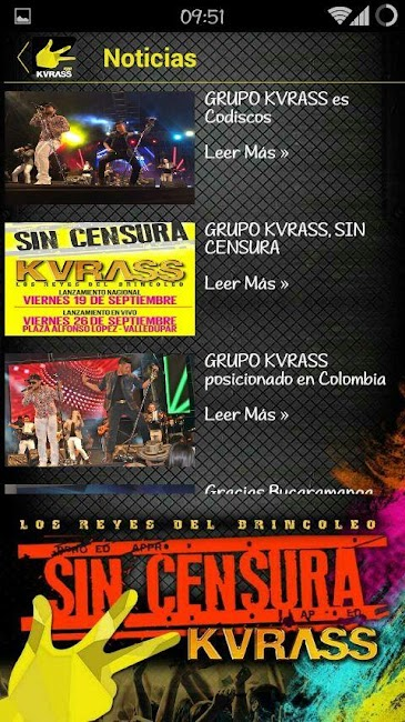 #22. Grupo Kvrass (Android)