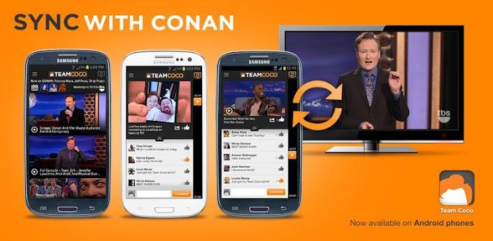 Conan O'Brien's Team Coco