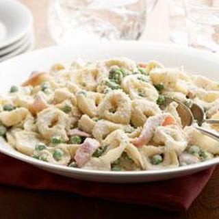 Creamy Tortellini Carbonara