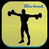 Bodybuilding Dumbbell Workout