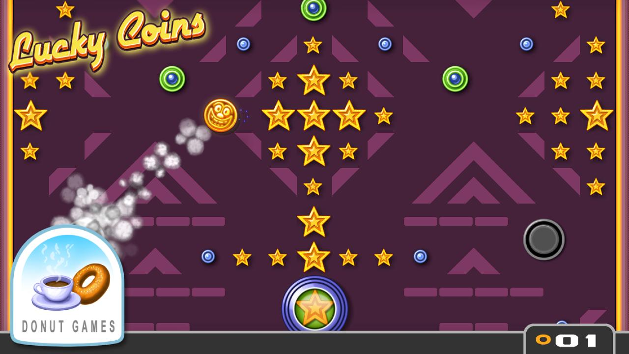 Lucky Coins- screenshot