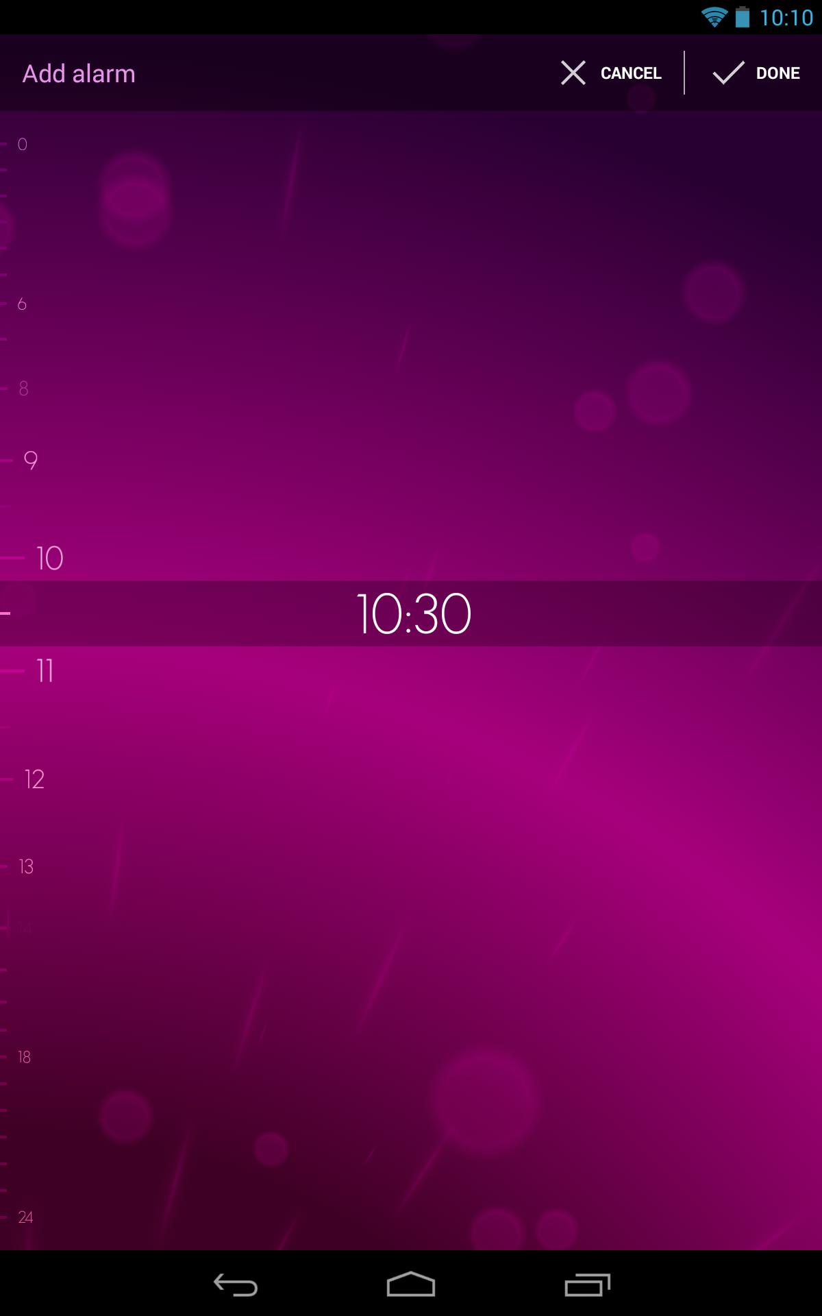 Timely Alarm Clock screenshot #17