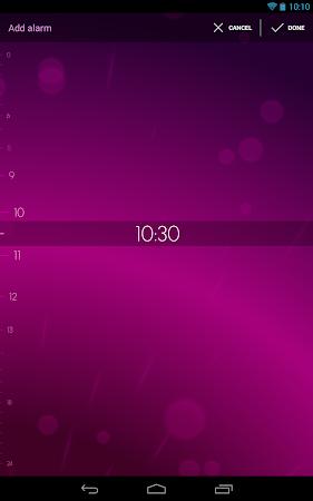 Timely Alarm Clock 1.3 screenshot 23959