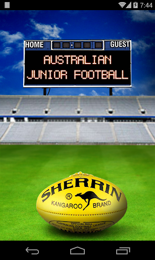 Australian Junior Football