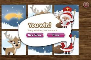 Screenshot of Xmas Match Game for Kids FREE