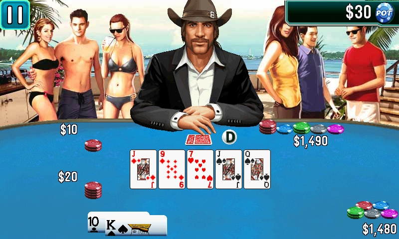 Texas Hold'em Poker 2 - screenshot
