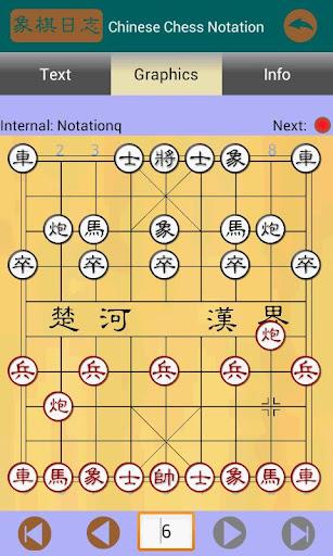 Xiangqi Notation