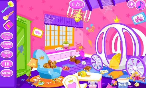 Princess room cleanup 7.0.1 screenshots 2