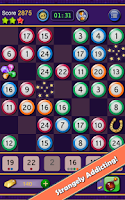 Screenshot of Spot the Number Twisted BINGO